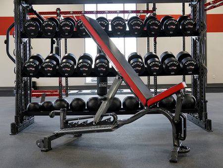 Weightlifting Benches Strength Training Sorinex Exercise Equipment