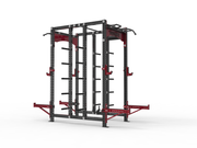 Base Camp™ Double Half Rack