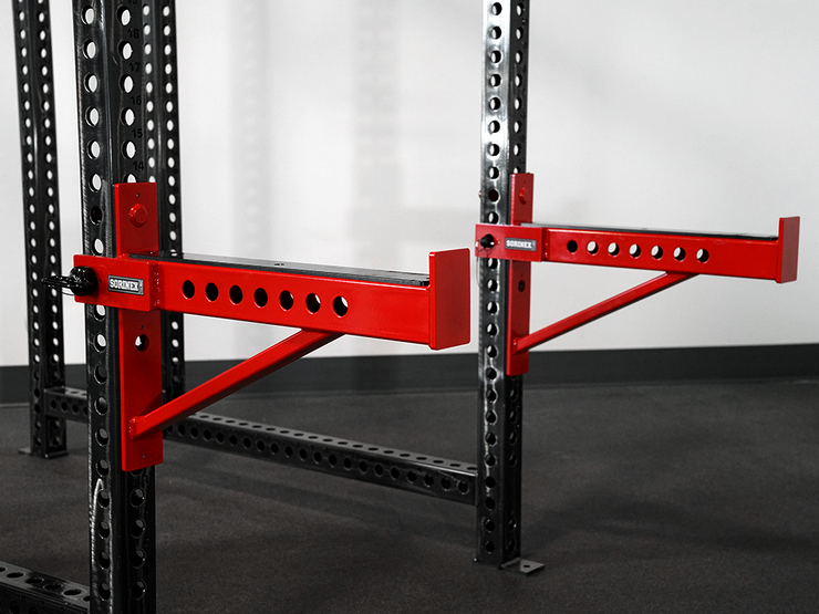 Sorinex Half Spotter Bar Red