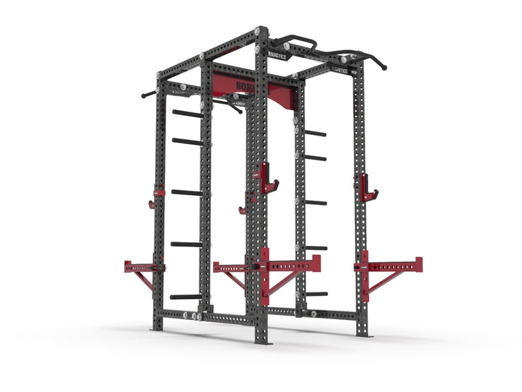 sorinex base camp double half rack