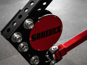 Sorinex Chest supported Row Machine Custom Logo Branding