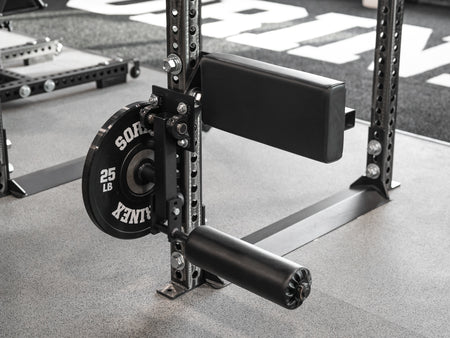 The Mule™ Rack Attached Leg Curl