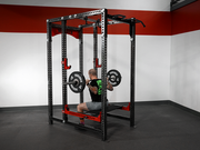 power rack Spotter Bars