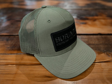 Sorinex Green Patch Hat