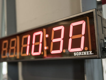 Sorinex Timer and Clock