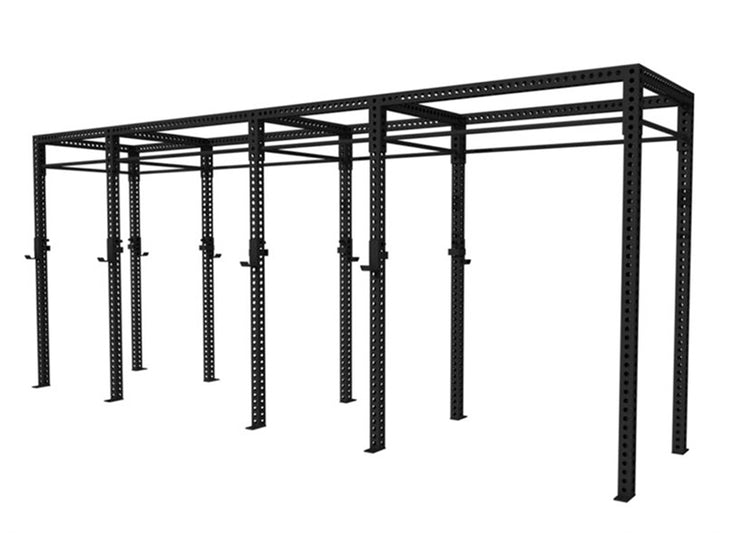 XL Series 20' Rig, weightlifting rack