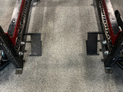 sliding foot block rack attachment