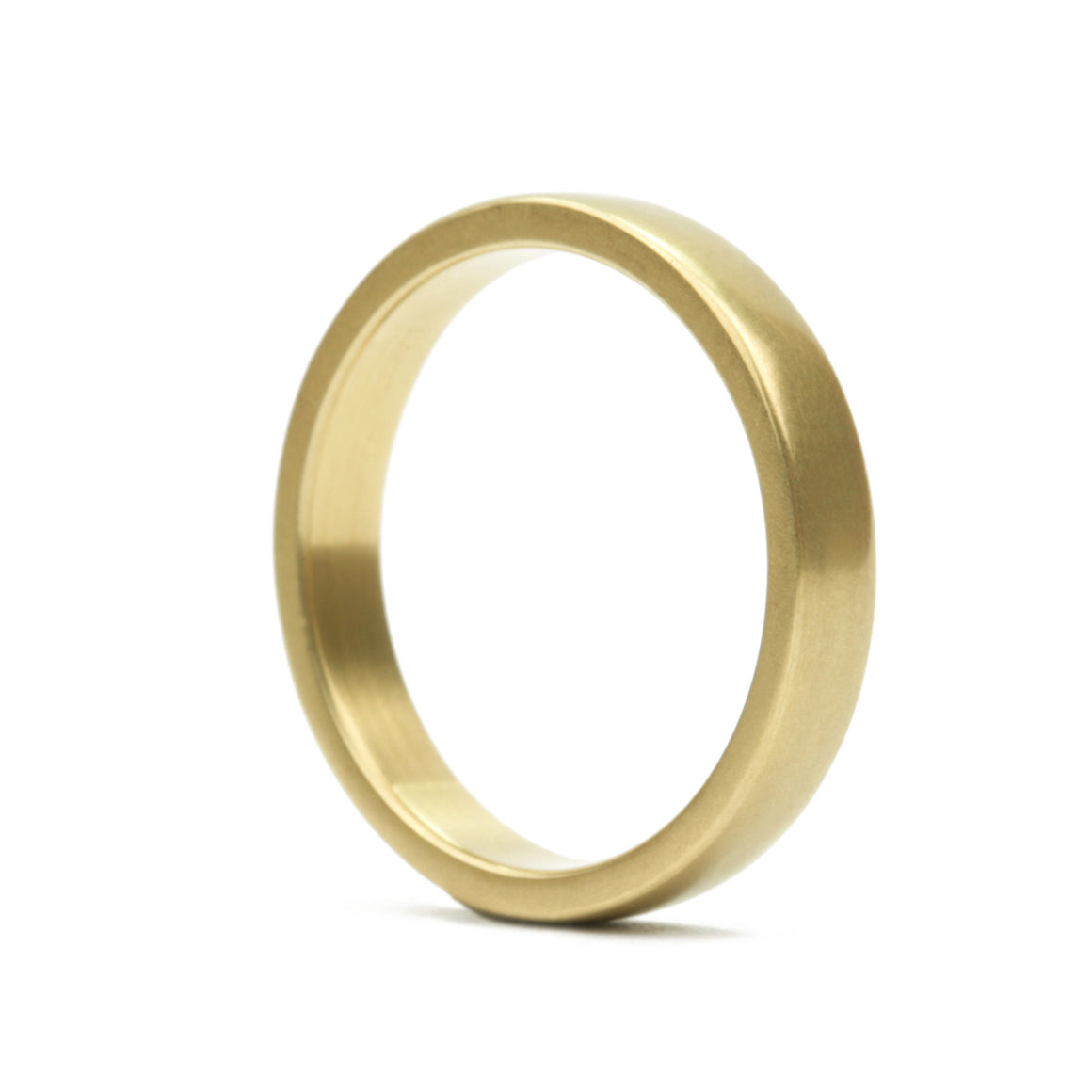Square Plain Band 3.5 mm