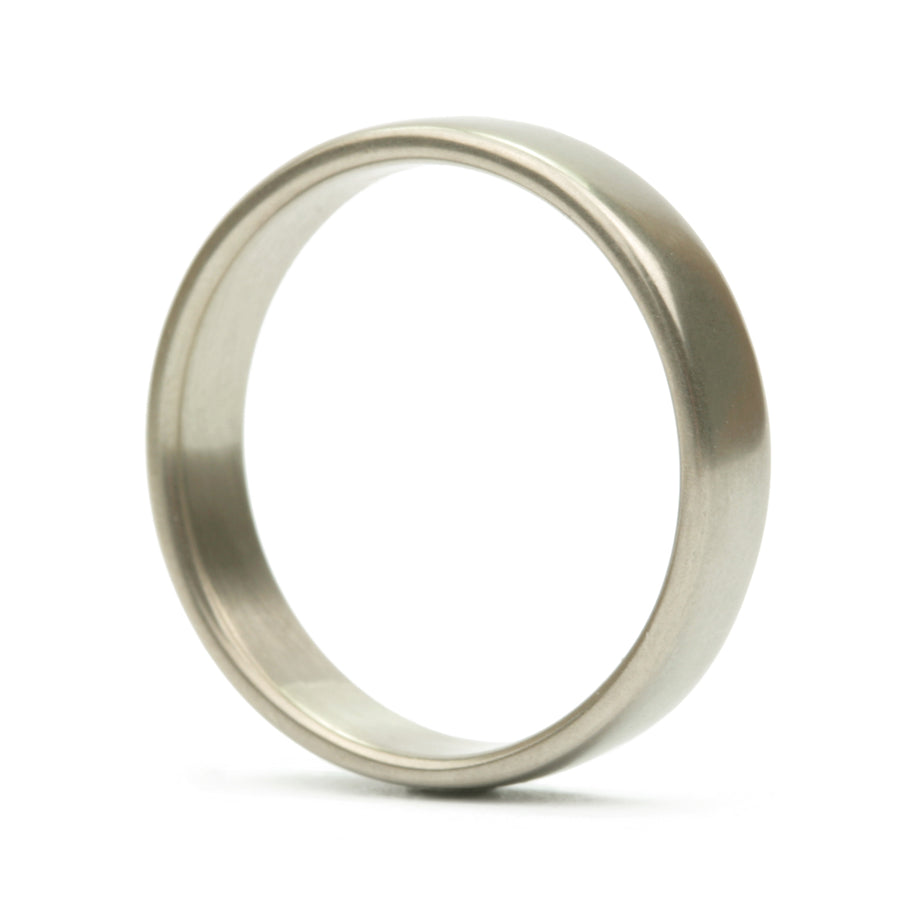 Rounded Plain Band 5.3 mm