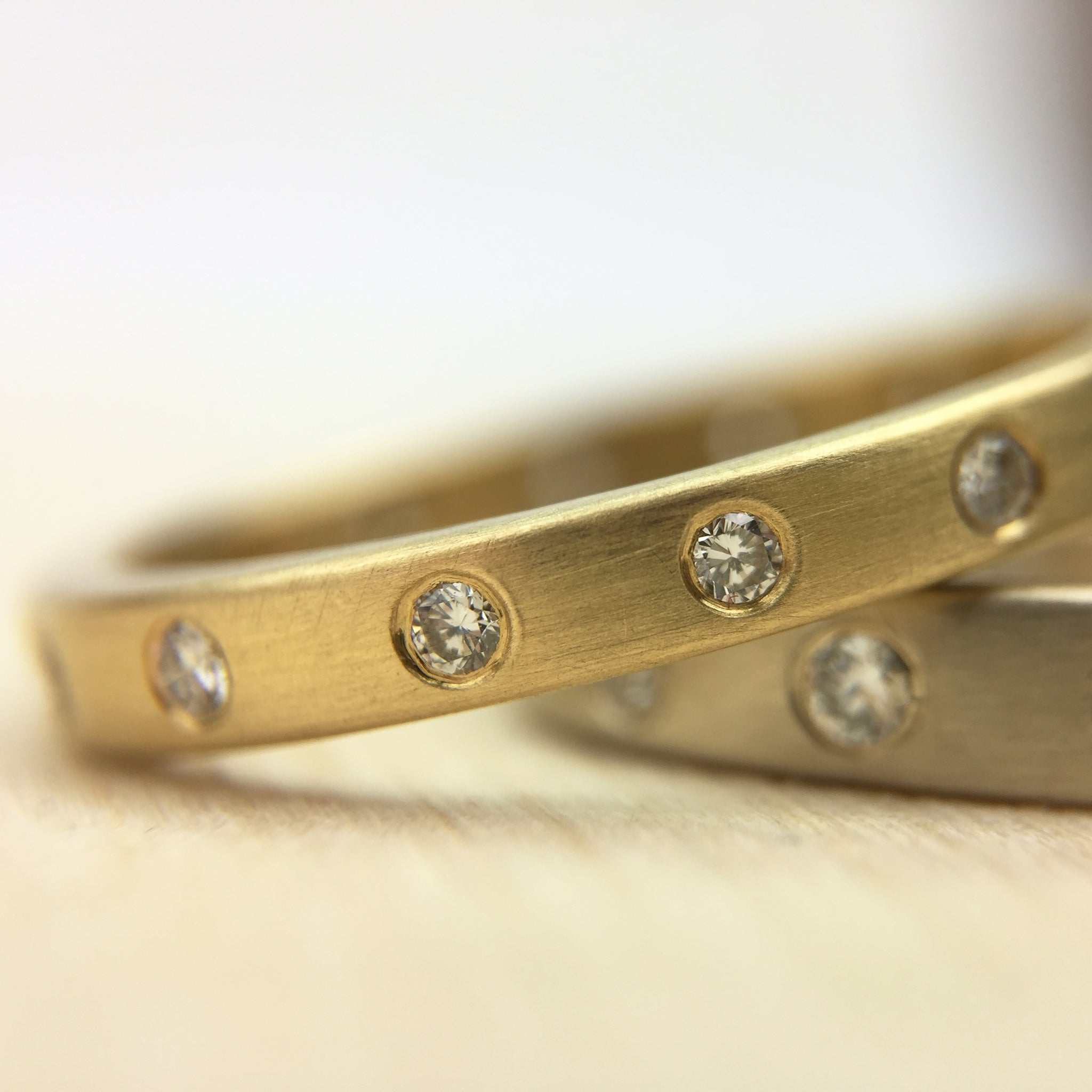 S Band with diamonds 2.6 mm