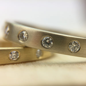 S Band with diamonds 3.1 mm
