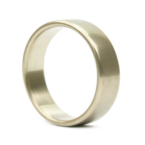 Rounded Plain Band 6.25 mm