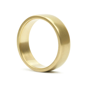 Square Plain Band 5.8 mm