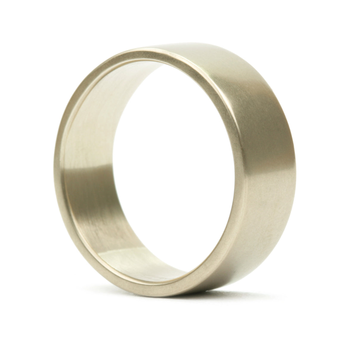 Square Plain Band 7.9 mm