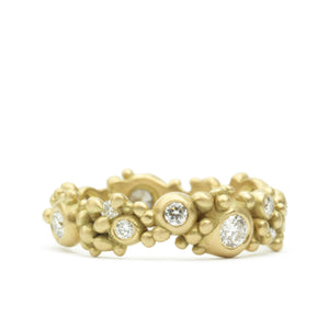 Coco Band Fancy Small with diamonds