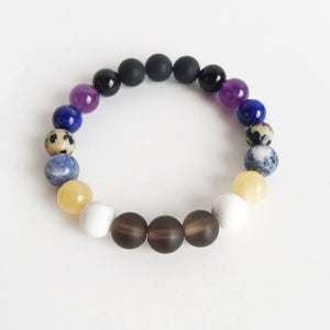 Stress Relief Intention Bracelet for Total Renewal