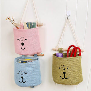 Wall Hanging - Cute Storage Bag