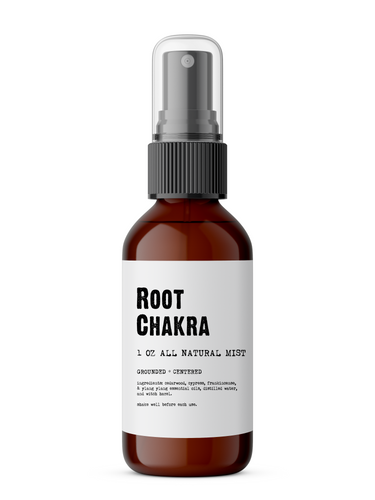 Root Chakra - All Natural Body Mist