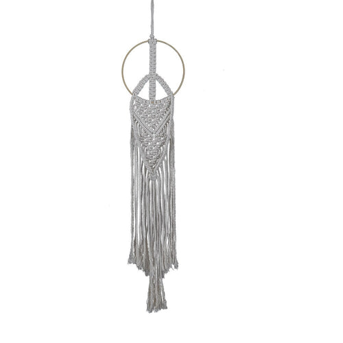 Macrame Dream Catcher - Hippie Love