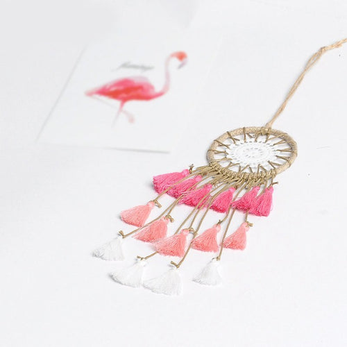 Cute Mini Dream Catchers - 3 Colour Options