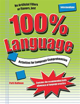 100% Language–Intermediate Patti Halfman