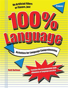 100% Language–Primary Patti Halfman