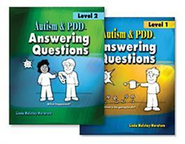 Autism & PDD Answering Questions: 2-Book Set by Linda Mulstay-Muratore