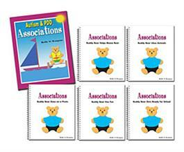 Autism & PDD Associations 5-Book Set by Beth W. Respess