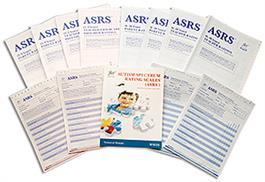 ASRS: Autism Spectrum Rating Scale Complete Handscored Kit with DSM-5 Scoring Update (Ages 2-5 and 6-18) by Sam Goldstein & Jack A. Naglieri - 1 Kit
