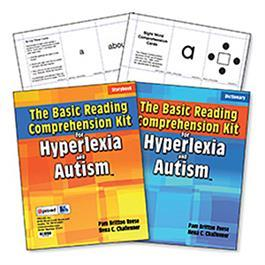 The Basic Reading Comprehension Kit for Hyperlexia and Autism by Pam Britton Reese & Nena C. Challenner