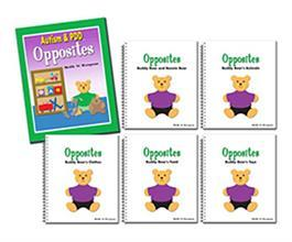 Autism & PDD Opposites: 5-Book Set by Beth W. Respess
