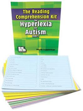The Reading Comprehension Kit for Hyperlexia and Autism Level 2 by Phyllis Kupperman
