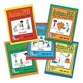Autism & PDD Picture Stories & Language Activities: 5-Program Set by Patricia Snair Koski