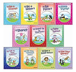 Early Social Behavior Books 11-Book Set by Nita Everly