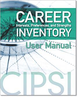 CIPSI: Career Interests, Preferences, and Strengths Inventory—Online (1 Student License)