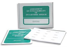 Assessment of Intelligibility of Dysarthric Speech