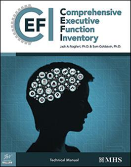 Comprehensive Executive Function Inventory (CEFI) Complete Handscored Kit by Jack A. Naglieri & Sam Goldstein