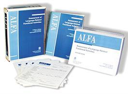 ALFA Assessment of Language-Related Functional Activities