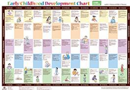 Early Childhood Development Chart–Third Edition by Judith K. Voress & Nils A. Pearson