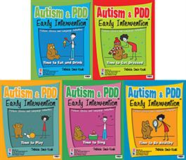 Autism & PDD Early Intervention: 5-Book Set Patricia Snair Koski