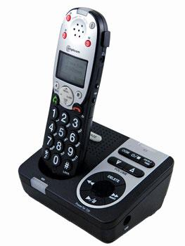 Amplified Cordless Telephone