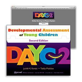 DAYC-2: Complete Test Kit/Online Scoring COMBO
