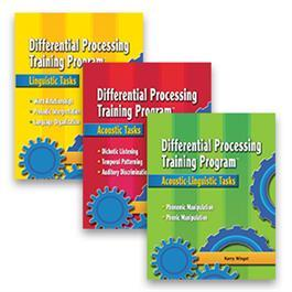 Differential Processing Training Program: 3-Book Set By Kerry Winget.