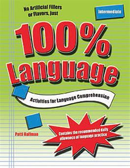 100% Language–Intermediate by Patti Halfman