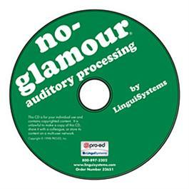 No-Glamour Auditory Processing on CD By  Carolyn LoGiudice