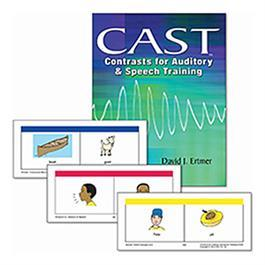 Contrasts for Auditory and Speech Training (CAST) By David J. Ertmer