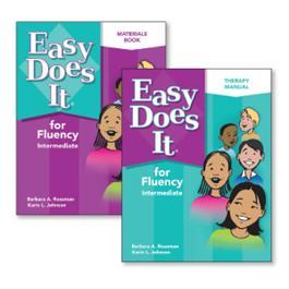 Easy Does It for Fluency: Intermediate By Barbara A. Roseman and Karin L. Johnson