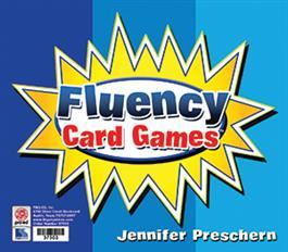Fluency Card Games & Jennifer Preschern