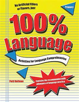100% Language–Primary by Patti Halfman