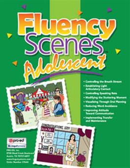 Fluency Scenes–Adolescent By LinguiSystems